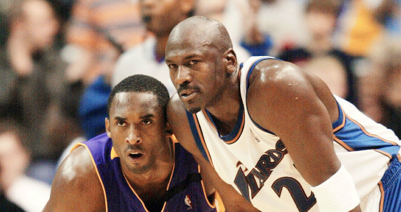 Michael Jordan or Kobe Bryant? Phil Jackson Makes the Call for the ...
