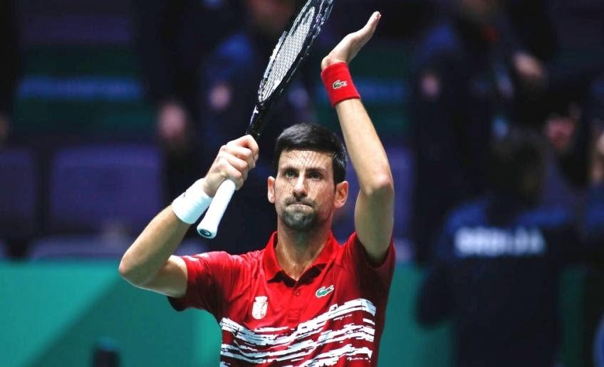 Novak Djokovic Sends A Strong Message To The Tennis World Amid Criticism Essentiallysports