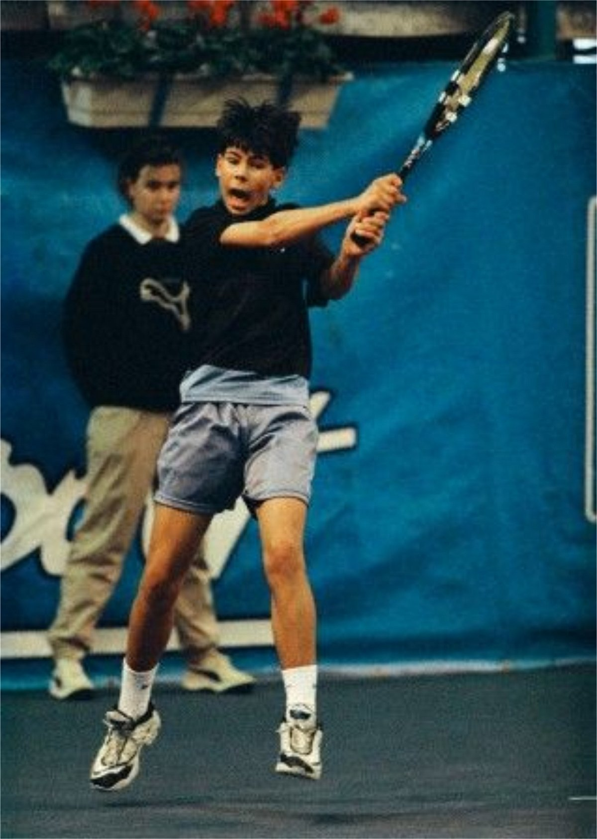 Rafael Nadal Reveals Interesting Tour Opponents He Has Faced As A Kid Essentiallysports