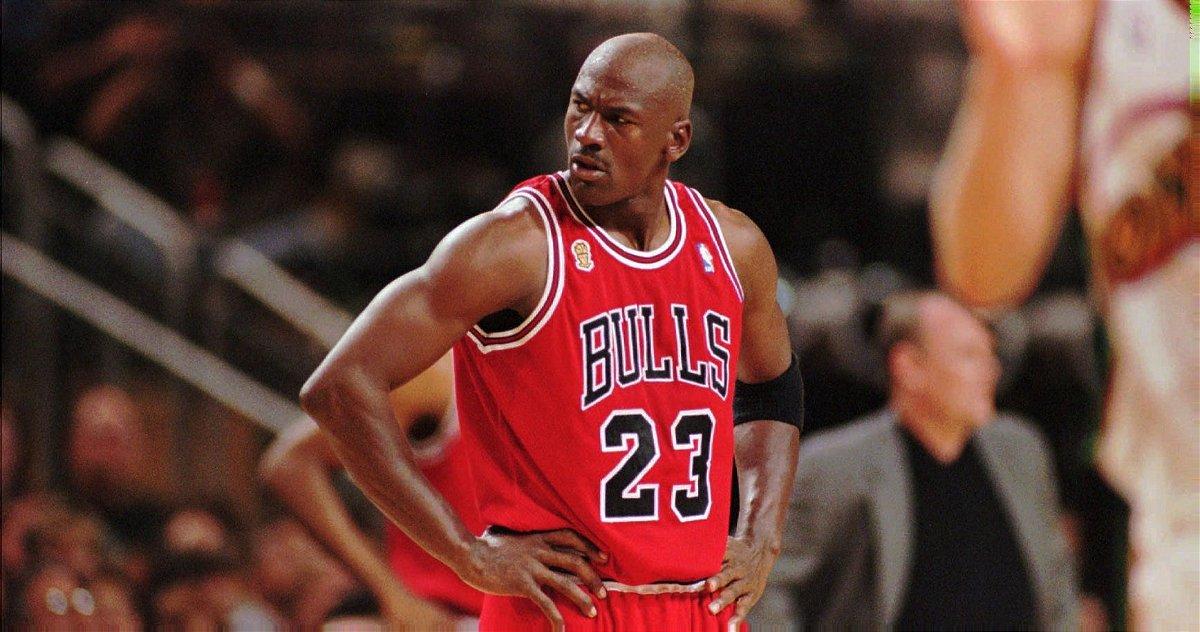 How Michael Jordan Ruined a Fellow NBA