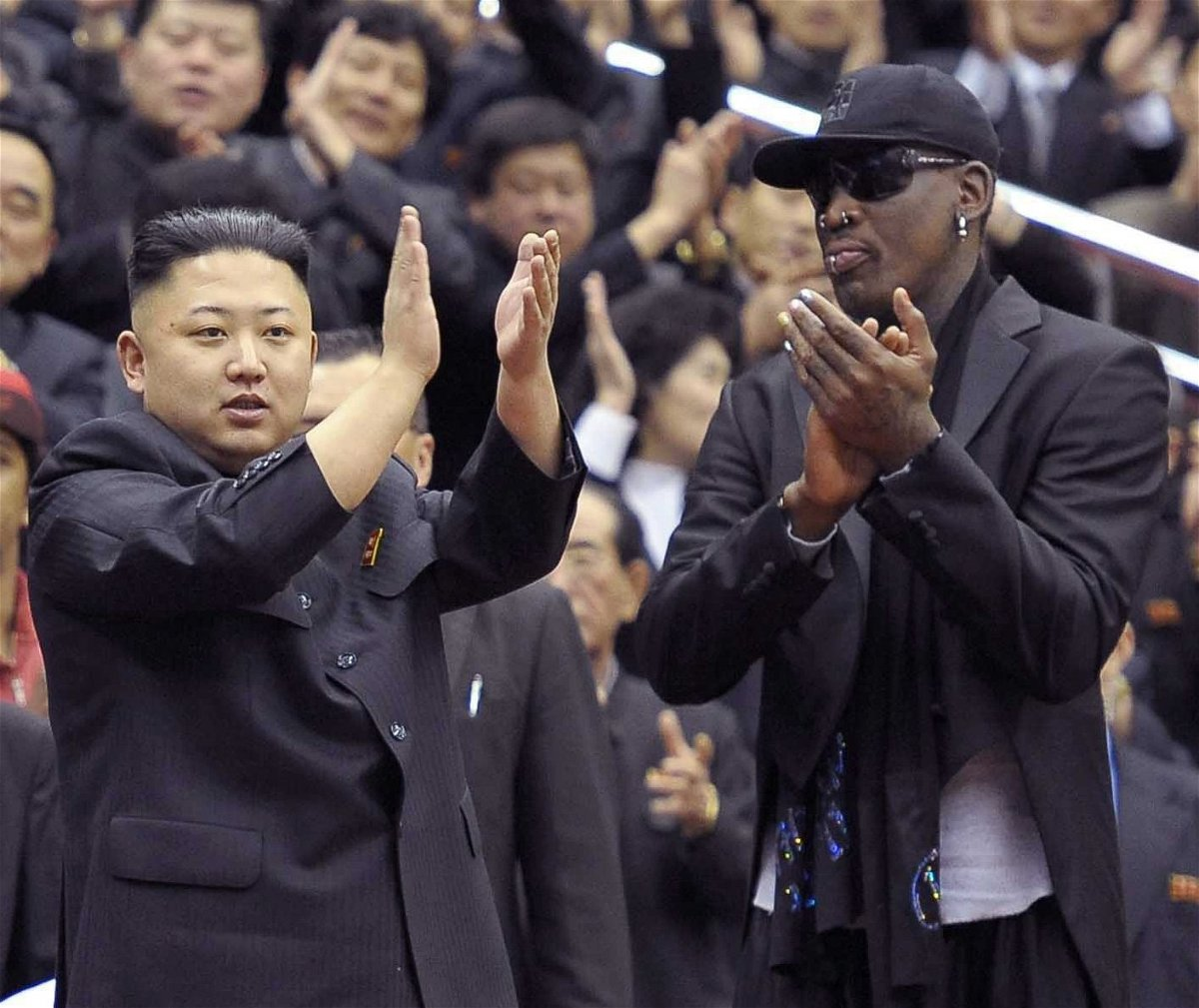 """I'm Praying For His Speedy Recovery"""": Dennis Rodman Sends His ..."""