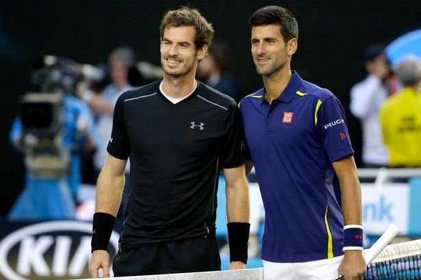 Novak Djokovic And Andy Murray Reveal Alternative Career Options Essentiallysports