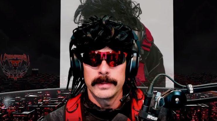 Call Of Duty DrDisrespect