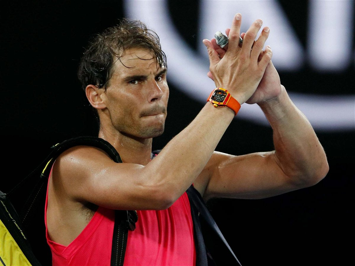 Tennis Community Freaks Out After Hearing News Of Other Nadal Retiring Essentiallysports
