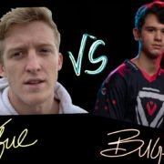 Fortnite Tfue vs Bugha