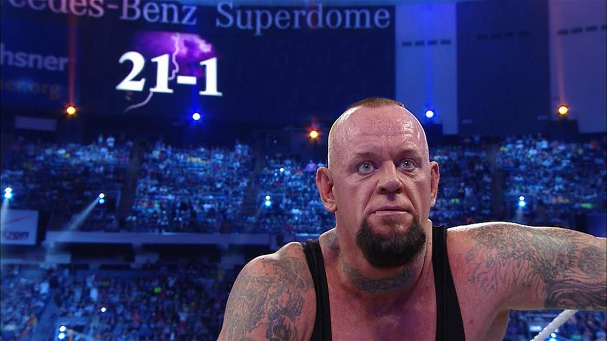 """I Dont Even Remember This Night""""- When The Undertaker Recalled"""
