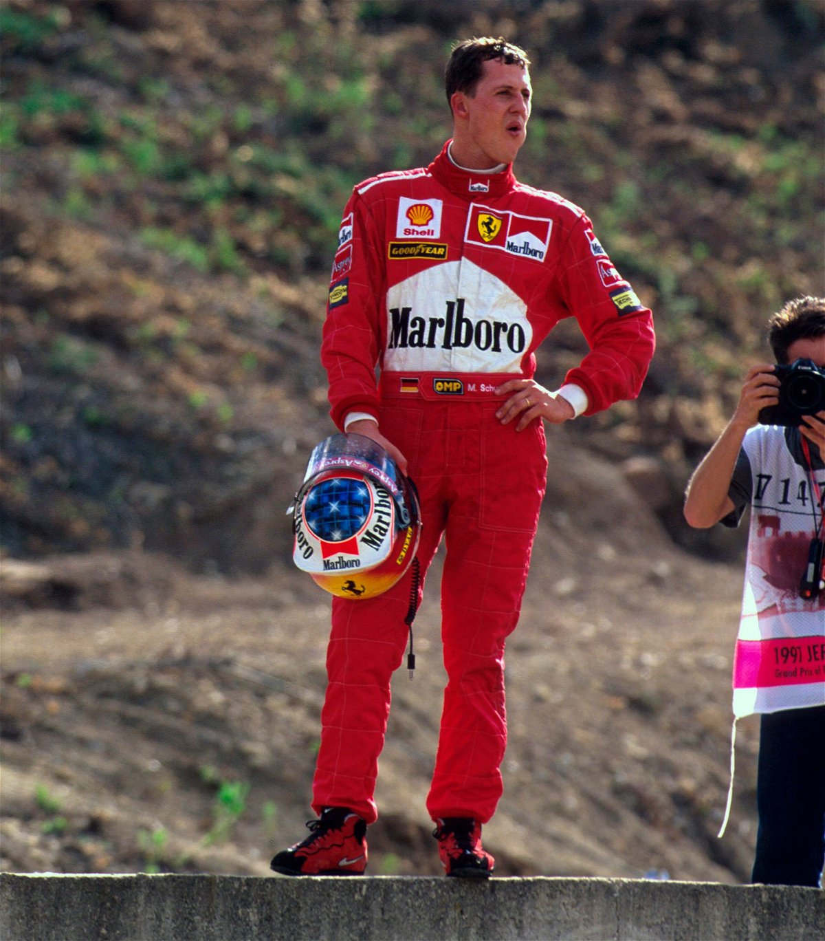 How Michael Schumacher Justified His Dirty Driving In F1