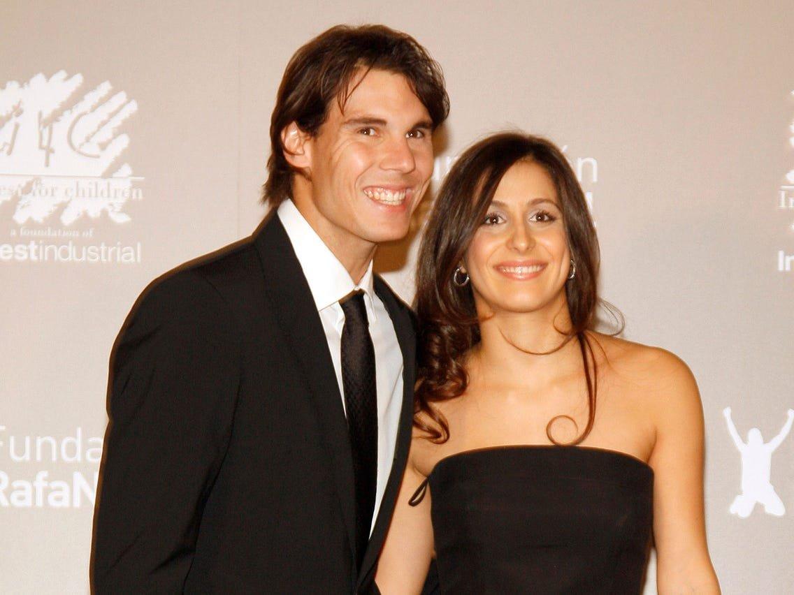 Nobody Calls Me Xisca Says Rafael Nadal S Wife Essentiallysports
