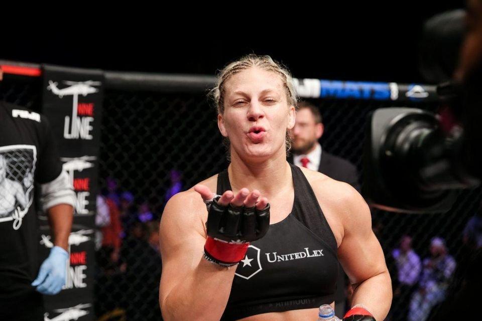 "She is My Role Model""- PFL Lightweight Champion Kayla Harrison on a Potential Fight With Amanda Nunes - EssentiallySports"