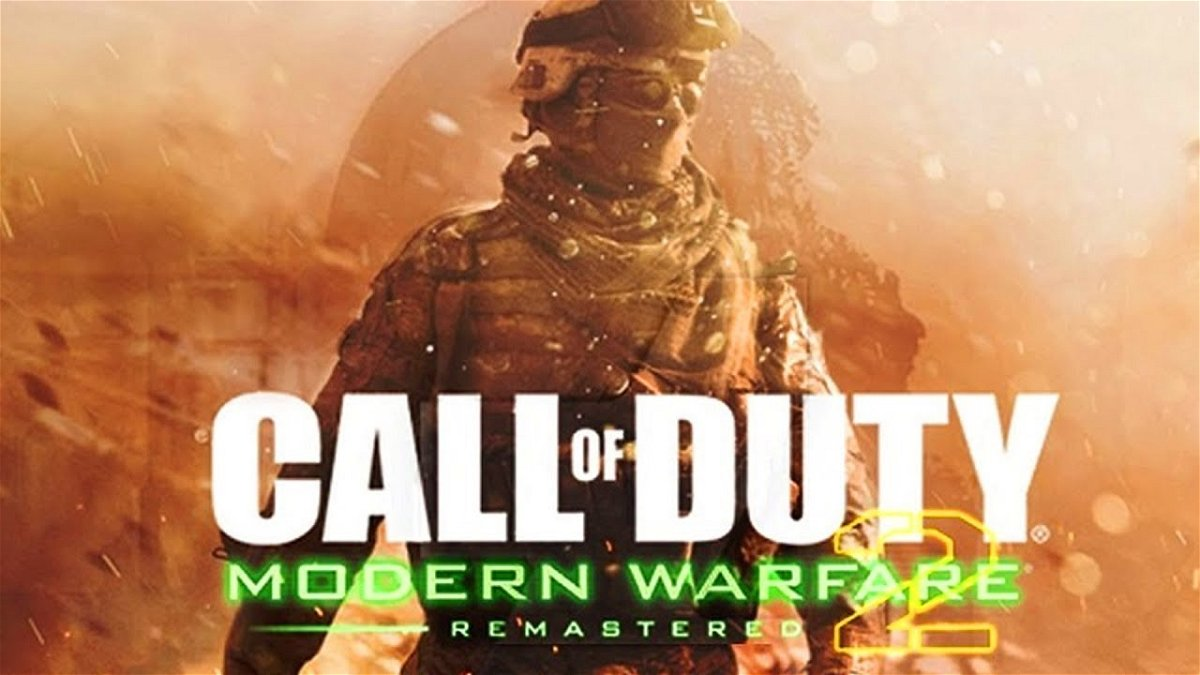 Call Of Duty Revealed Files Hint A Remastered Version Of Modern