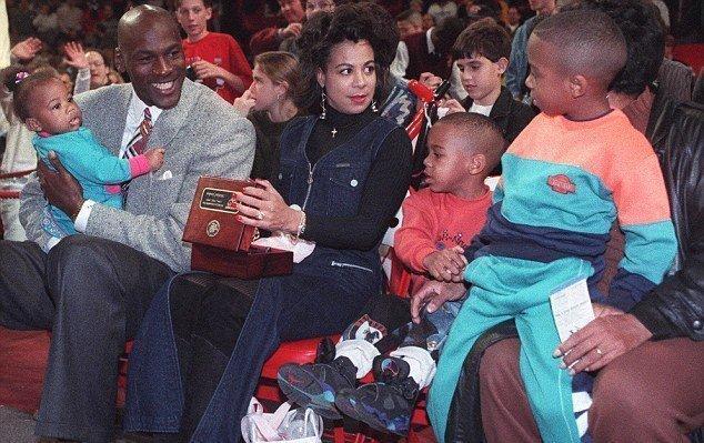 Son Reveals How Fierce Michael Jordan
