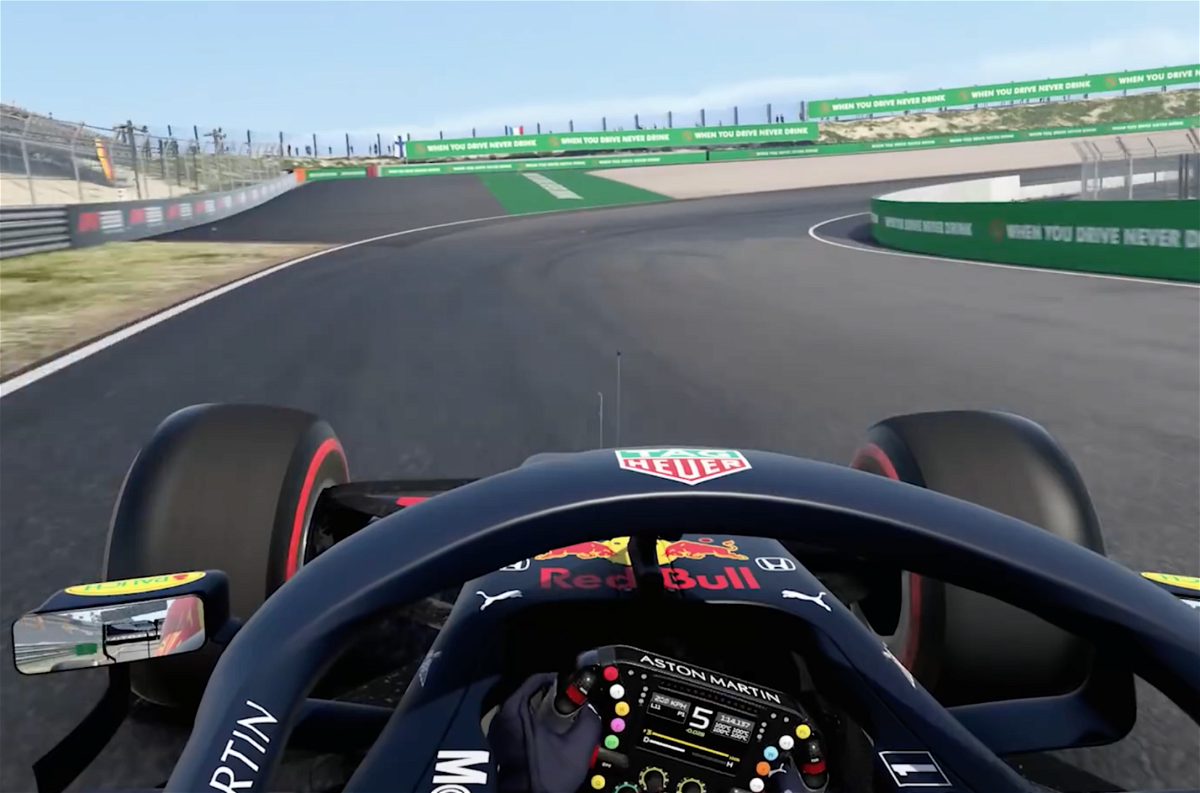 Codemasters' F1 2020 Game Has a Big Problem That Needs to Be Fixed ...