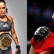 Amanda Nunes vs Felicia Spencer is on June 6