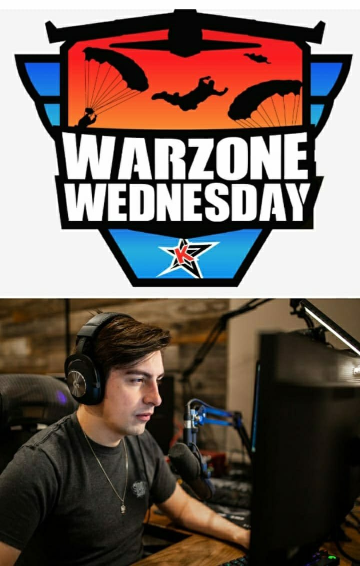 Shorud in Call of Duty Warzone Wednesday