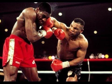 Mike Tyson will kill somebody