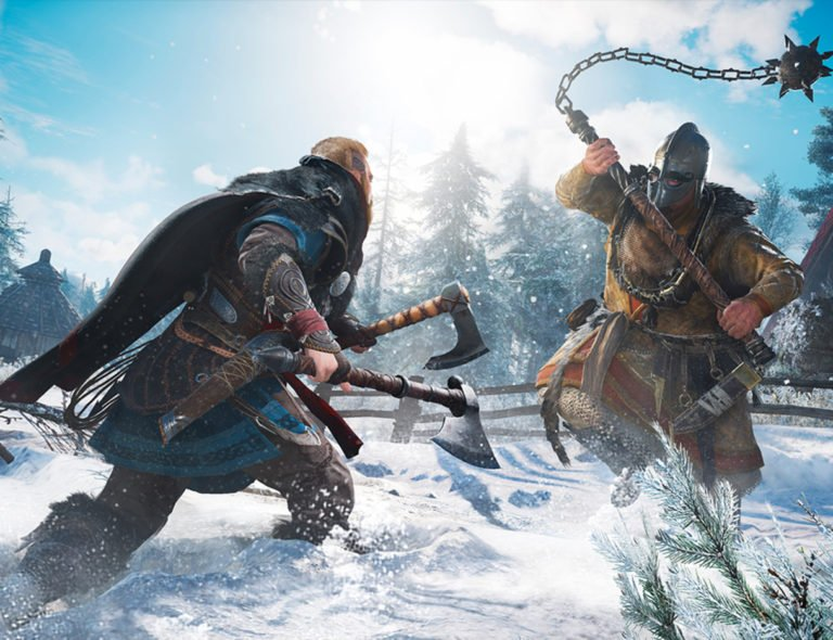 Assassin S Creed Valhalla First Gameplay Reveal At Xbox Event