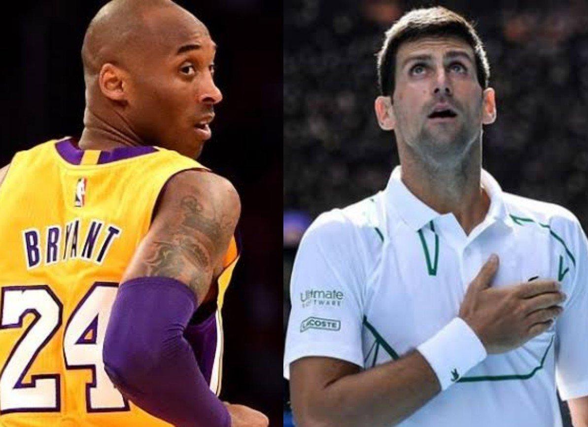 Novak Djokovic And Maria Sharapova Pay Tribute To Kobe Bryant Essentiallysports