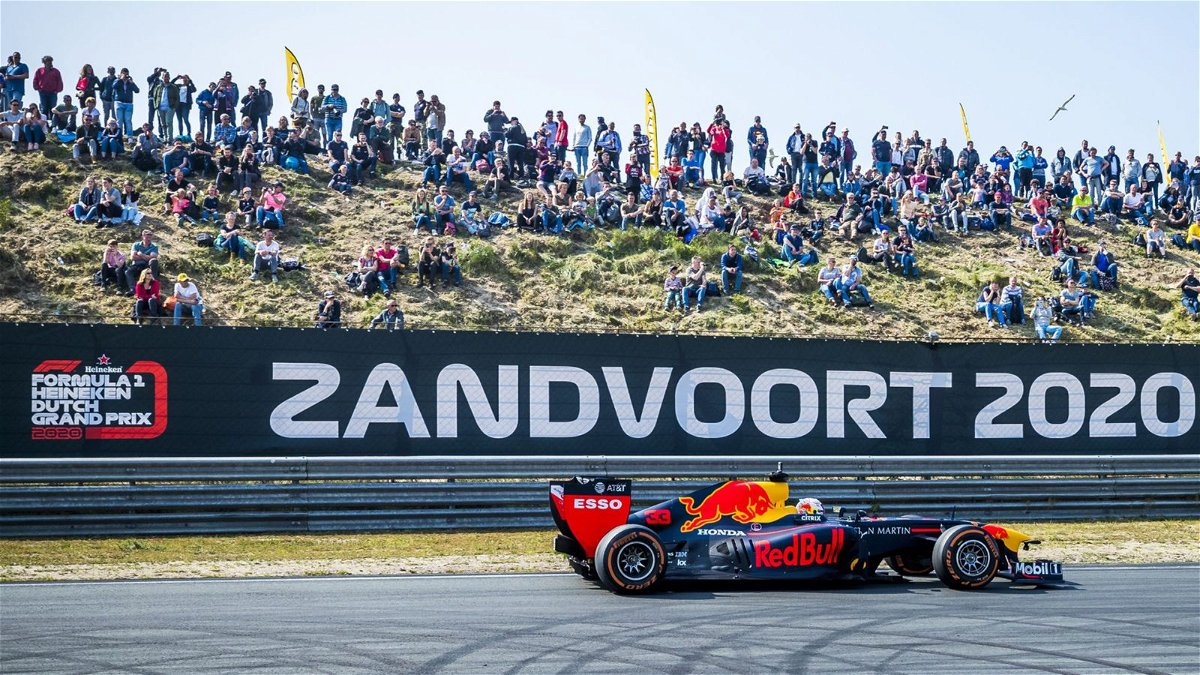 Circuit Authorities To Hold An F1 Race At Zandvoort Under One Condition Essentiallysports
