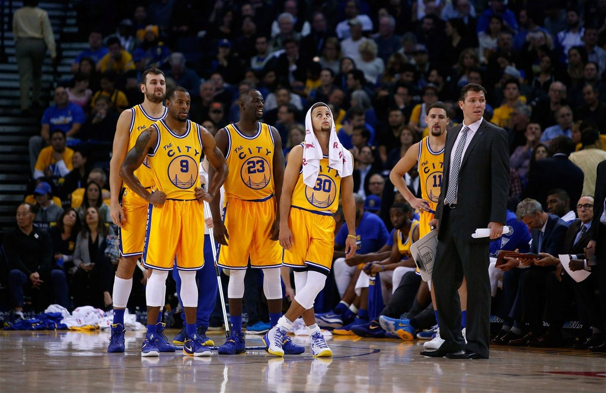 Golden State Warriors players