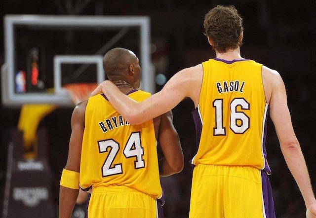 NBA – È nata la figlia di Pau Gasol. Il gesto in memoria di Kobe