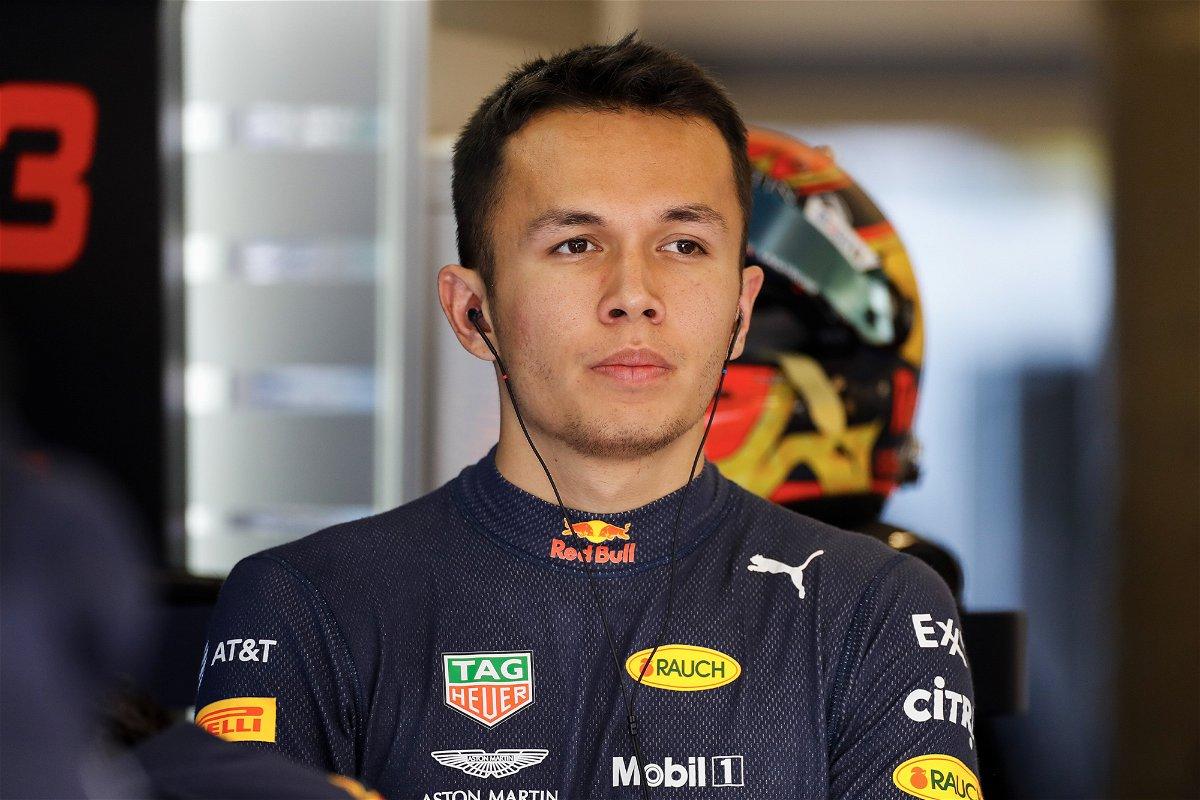 Alex Albon Reveals an Action Plan to Match Max Verstappen in F1 -  EssentiallySports