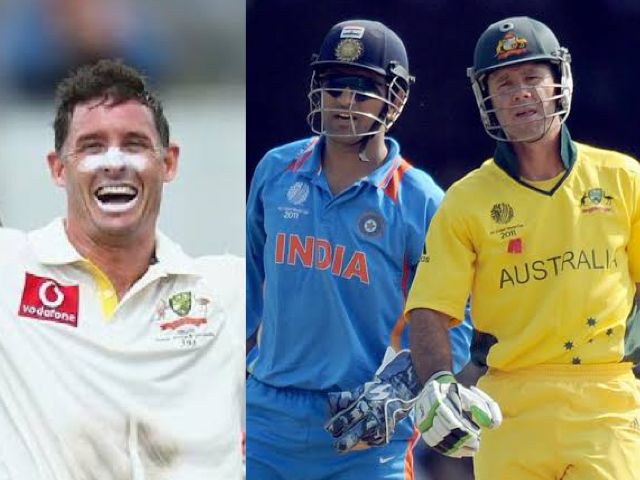 Mike Hussey compares Ponting and Dhoni