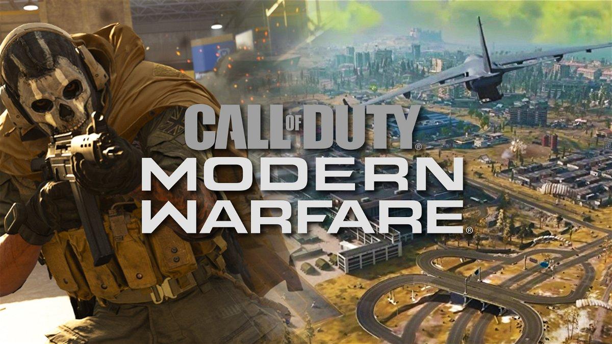 Warzone cod mw