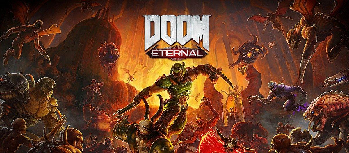 Doom Eternal Devs Tease Upcoming Dlc Essentiallysports