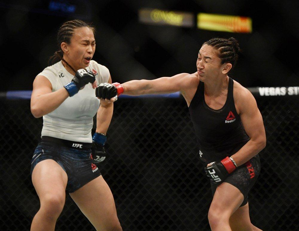 carla esparza, UFC Fight Night