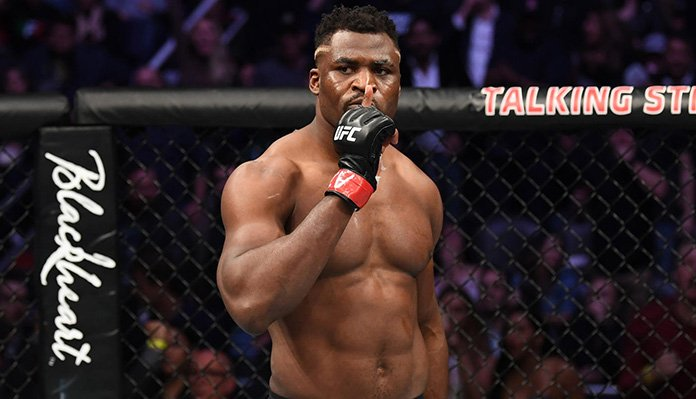 Watch Insane 20 Second Knockout By Francis Ngannou Stuns Ufc 249 Essentiallysports