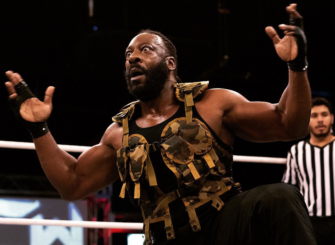 """I Got one Last Match"""" - WWE Hall of Famer Booker T Reveals Dream Match-Up  For In-Ring Return - EssentiallySports"""