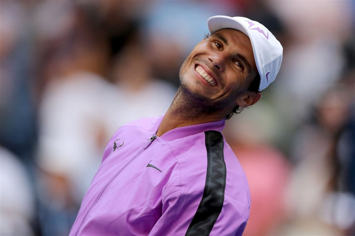 That S A Very Good Feeling When Rafael Nadal Reacted To Girls Whistling At Him While Taking Off His Shirt Essentiallysports