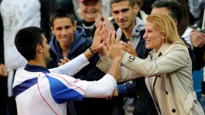 I M Sorry For The Other Sons Novak Djokovic S Mother On Neglecting Her Sons Essentiallysports