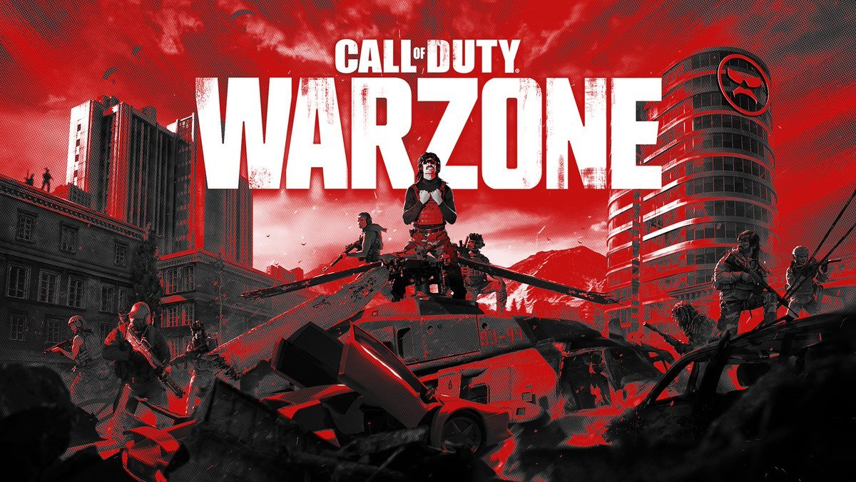 Call Of Duty Warzone And Modern Warfare Update Dr Disrespect