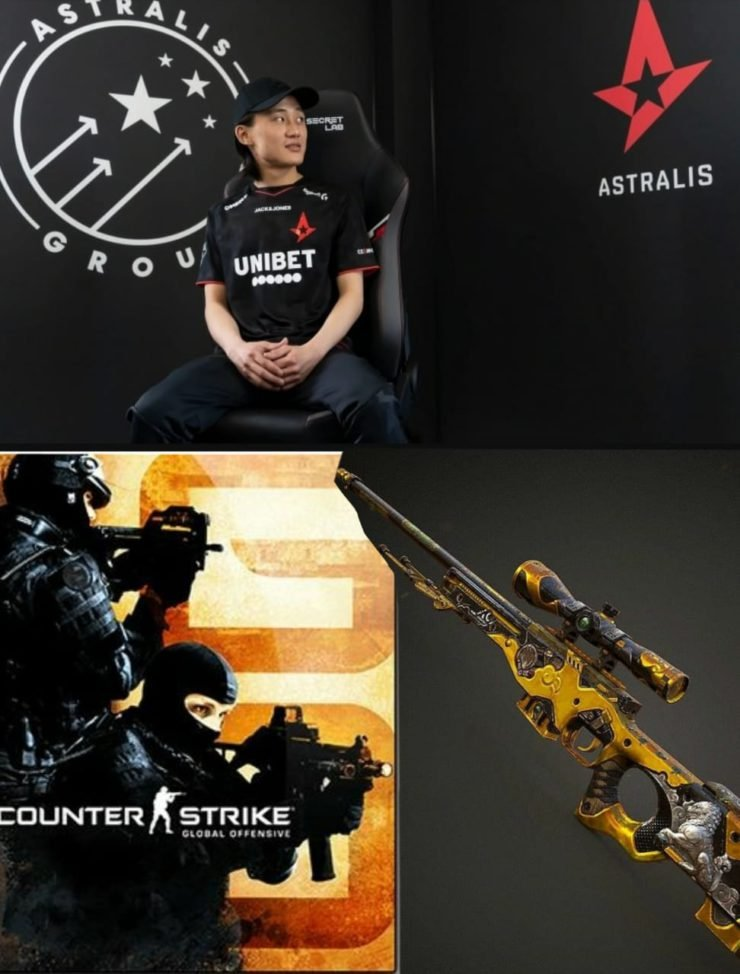 Counter Strike Astralis