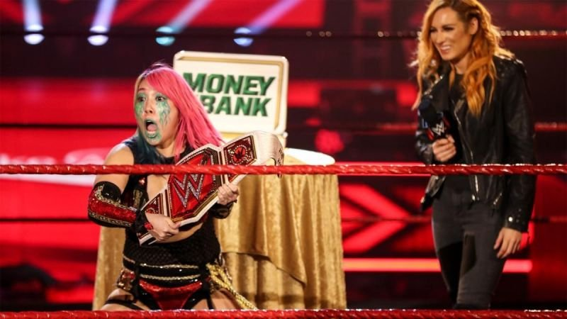 Asuka Was Originally Planned To Face Veteran Superstar At WWE Summerslam 2