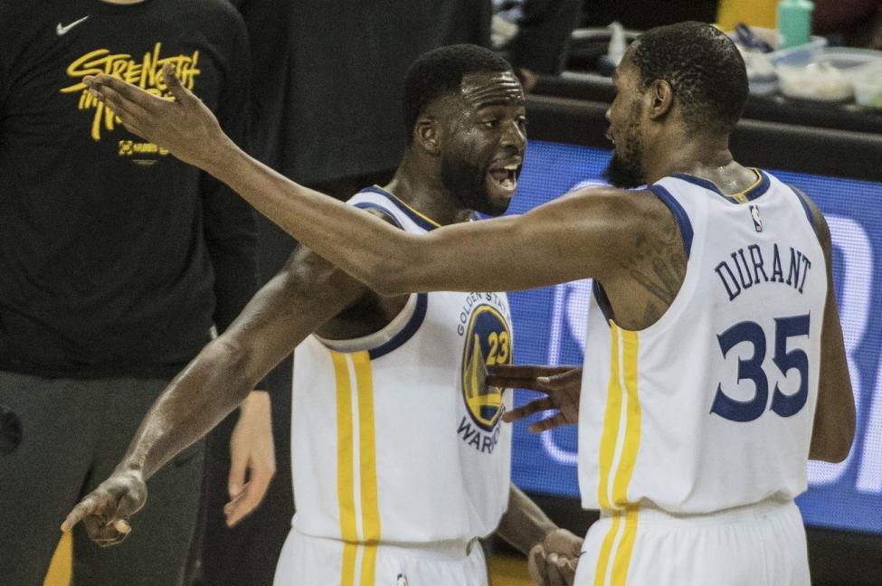NBA垃圾話分5個等級!格林公式S級,歐肥:我奶奶和喬丹一隊都能奪冠!