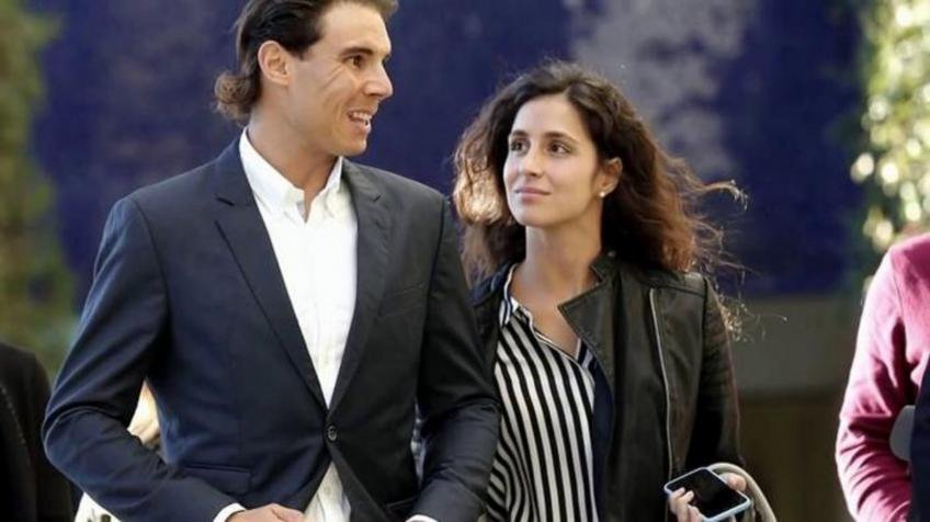 I M Not The Famous One Rafael Nadal S Wife Opens Up On Low Social Presence Essentiallysports
