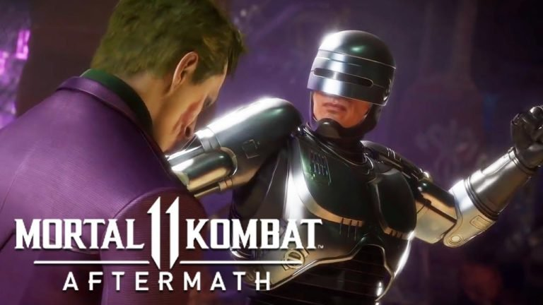 Watch New Characters Crush Opponents In Mortal Kombat 11