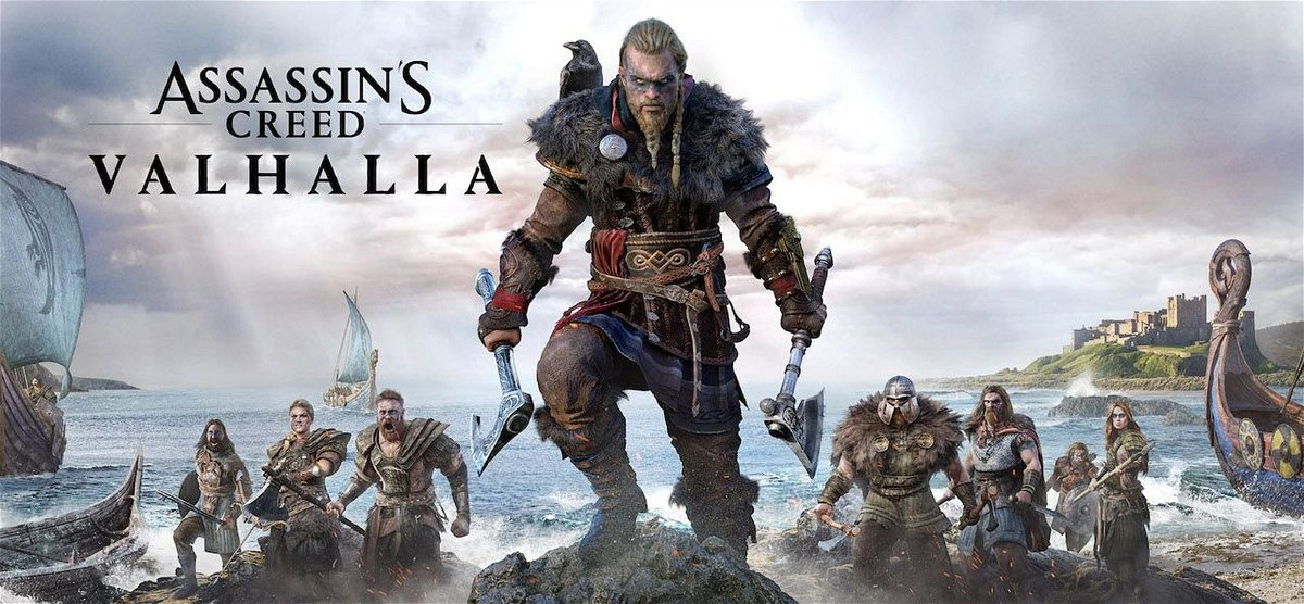 Assassins Creed Valhalla Devs Reveal First Glimpse Essentiallysports