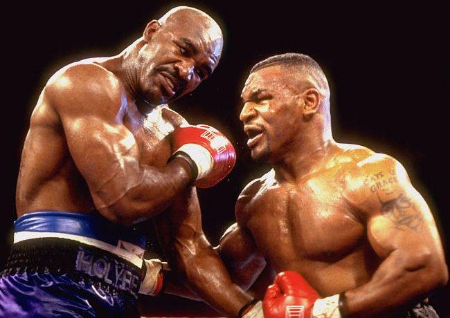 Evander Holyfield On Mike Tyson