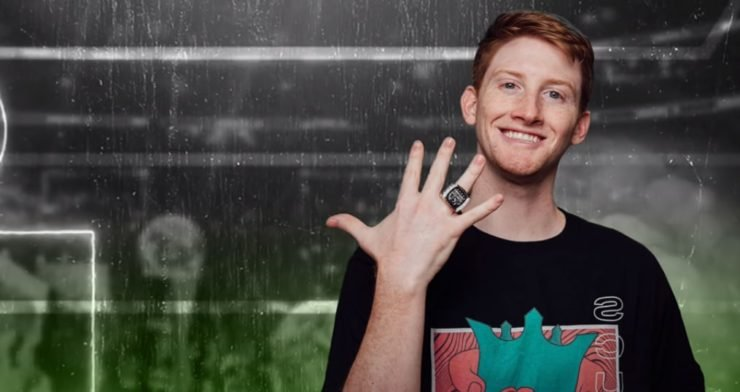 Scump on Call of Duty Modern Warfare