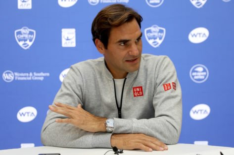 """""""It Would Be Easier For Me to Retire Now"""" - Roger Federer"""