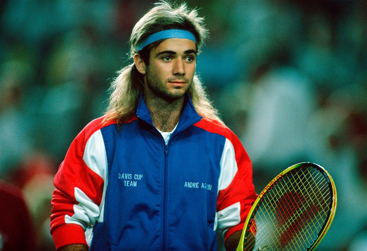 From Roger Federer To Andy Murray Andy Roddick Ranks The Worst Hairstyles Ever Essentiallysports