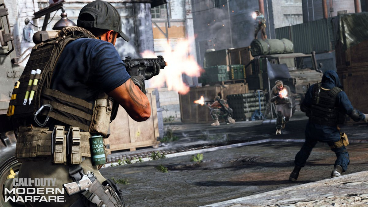 Call Of Duty Modern Warfare Leaks Reveal Potential New Weapons For