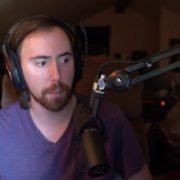 Twitch Streamer Asmongold
