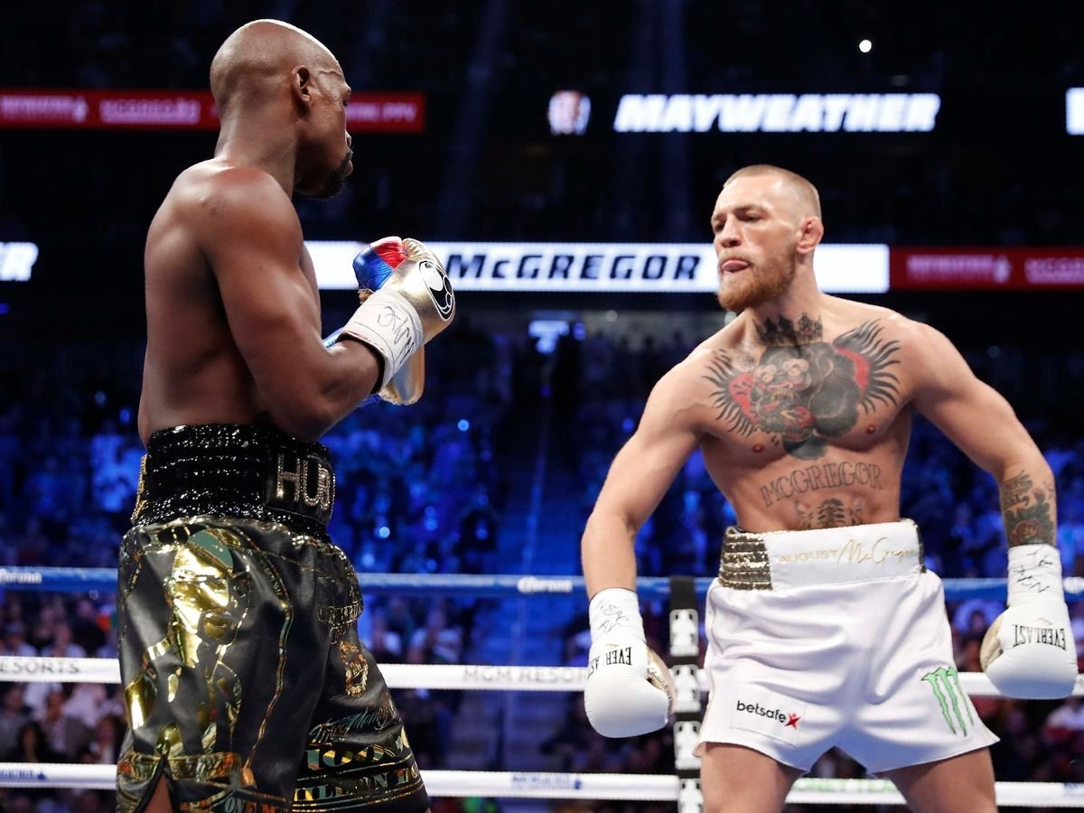 �I Still Outlanded Him�- Conor McGregor Calls out Floyd Mayweather for �Part 2� - Essentially Sports