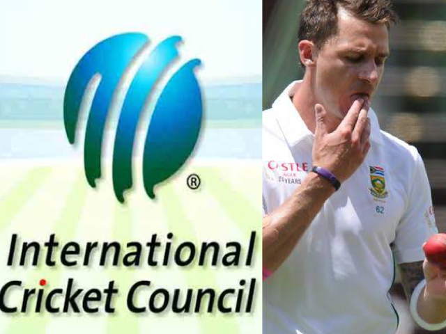 ICC bans the use of saliva to shine the ball