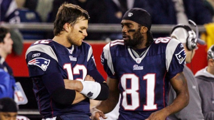 Tom Brady, Randy Moss, New England Patriots
