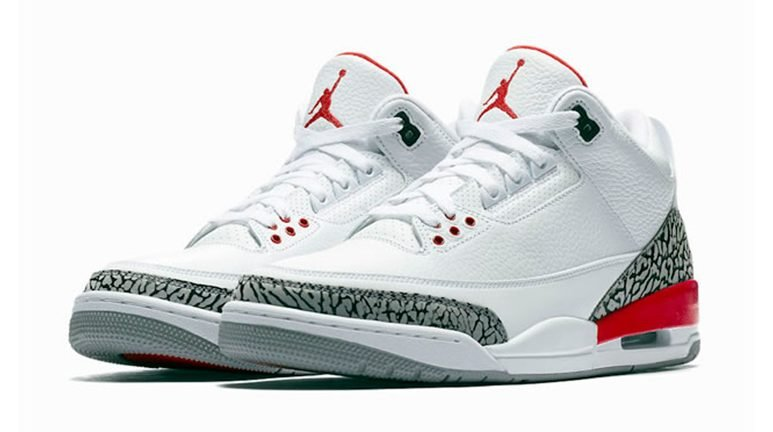 jordan 3 tennis shoes